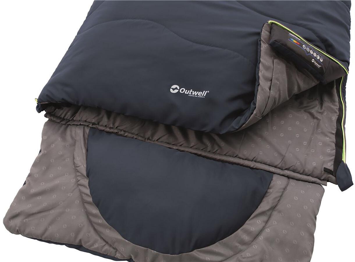 Ultramoderne Outwell Contour Lux Sovepose XL | Find outdoortøj, sko & udstyr på HK-98